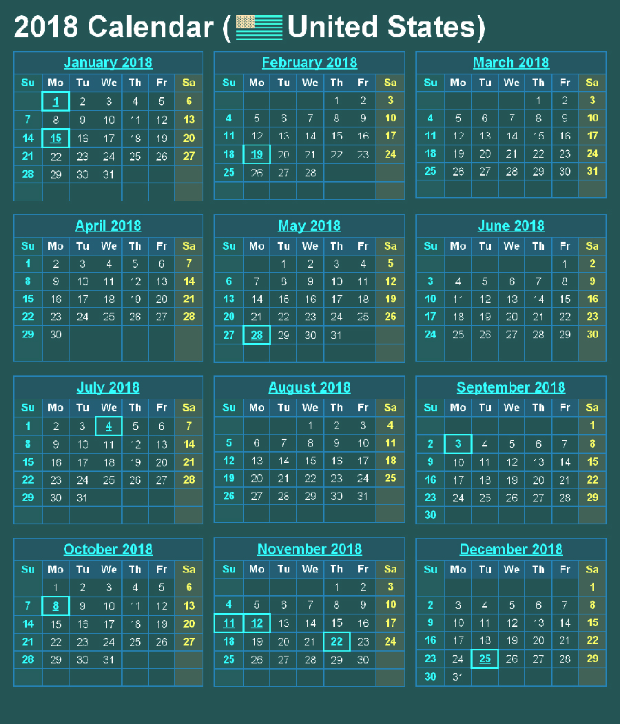 Calendar Free Download For Pc : Calendar printable download free