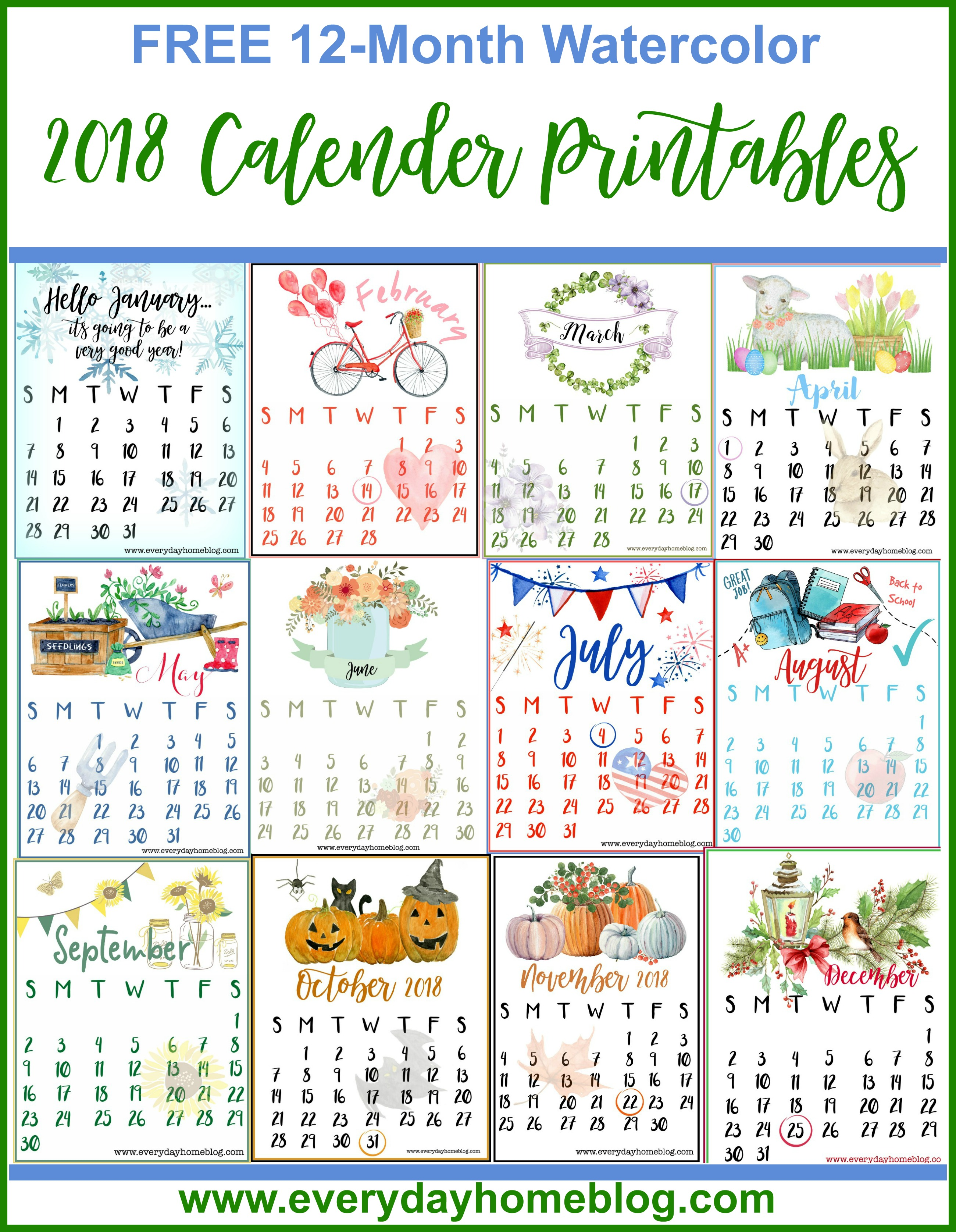 25 unique yearly calendar ideas on pinterest this month